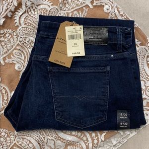 NWT Lucky Brand Easy Rider Bootcut Jeans 16/33 R